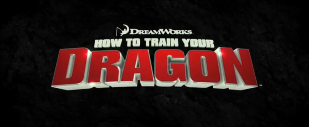 How to Train Your Dragon movie poster 2