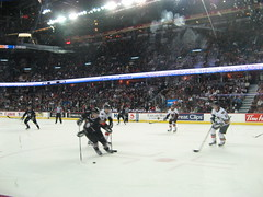 Calgary Hitmen Vs. Red Deer Rebels: (gotkube) Tags: hockey whl calgaryhitmen