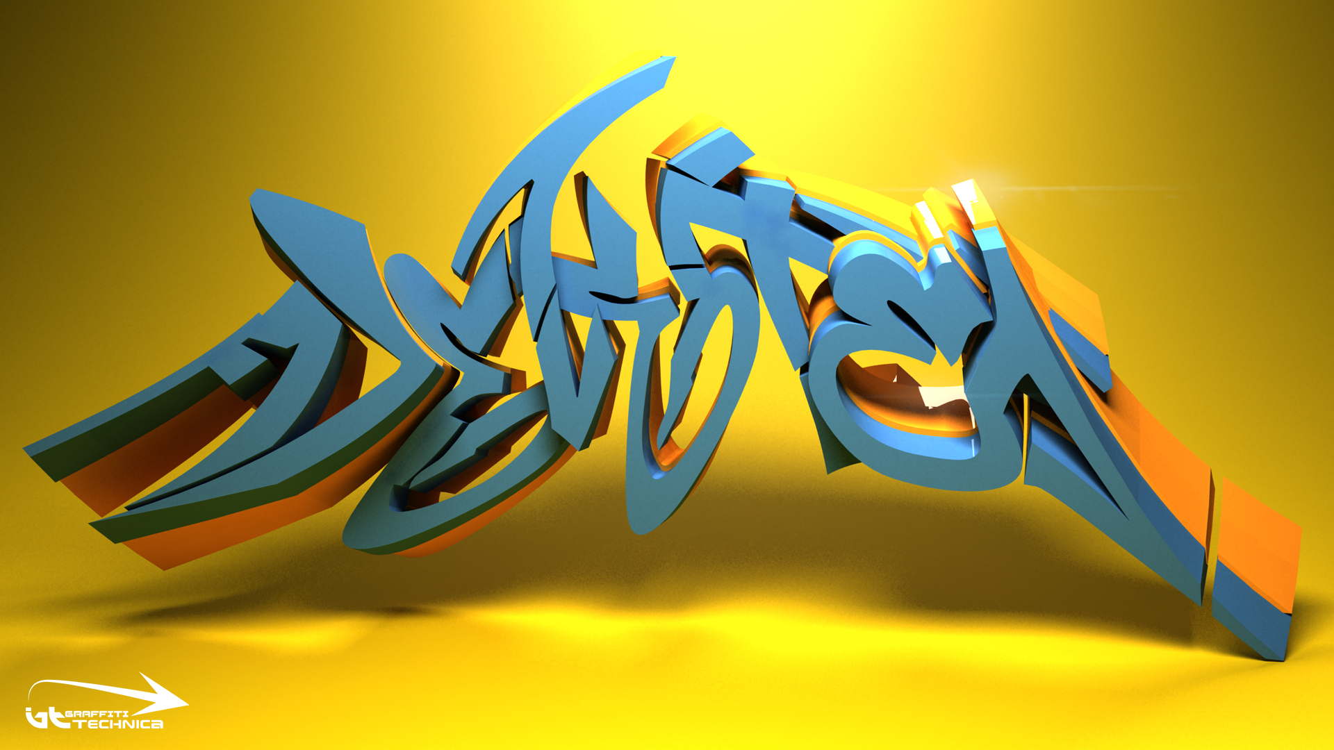 3d Graffiti Wallpaper S Archives Page 2 Of 7