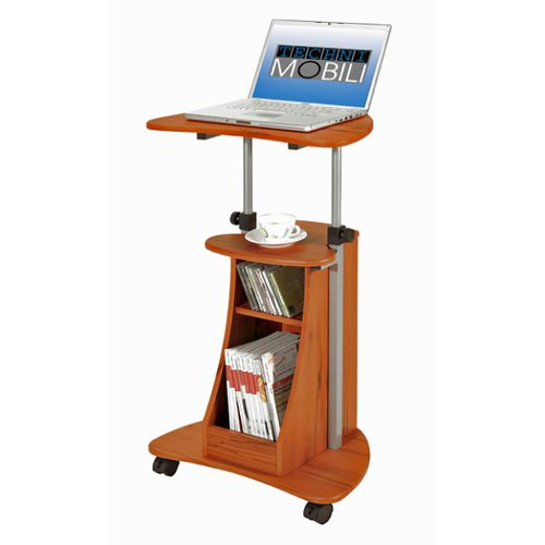 Techni Mobili Tango Laptop Cart