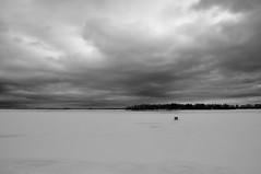 (sbrrmk) Tags: life sky people white lake snow ontario canada gol frozenlake hayat kanada insan dnyadaninsanmanzaralar dunyamdaninsanmanzaralari