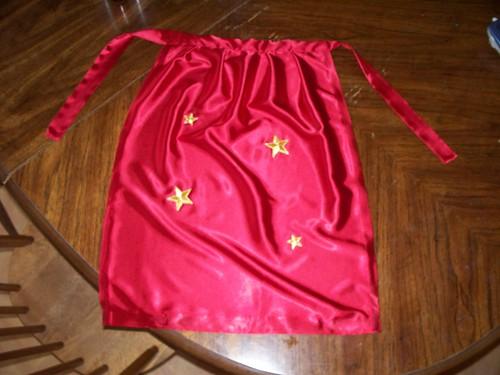 birthday cape