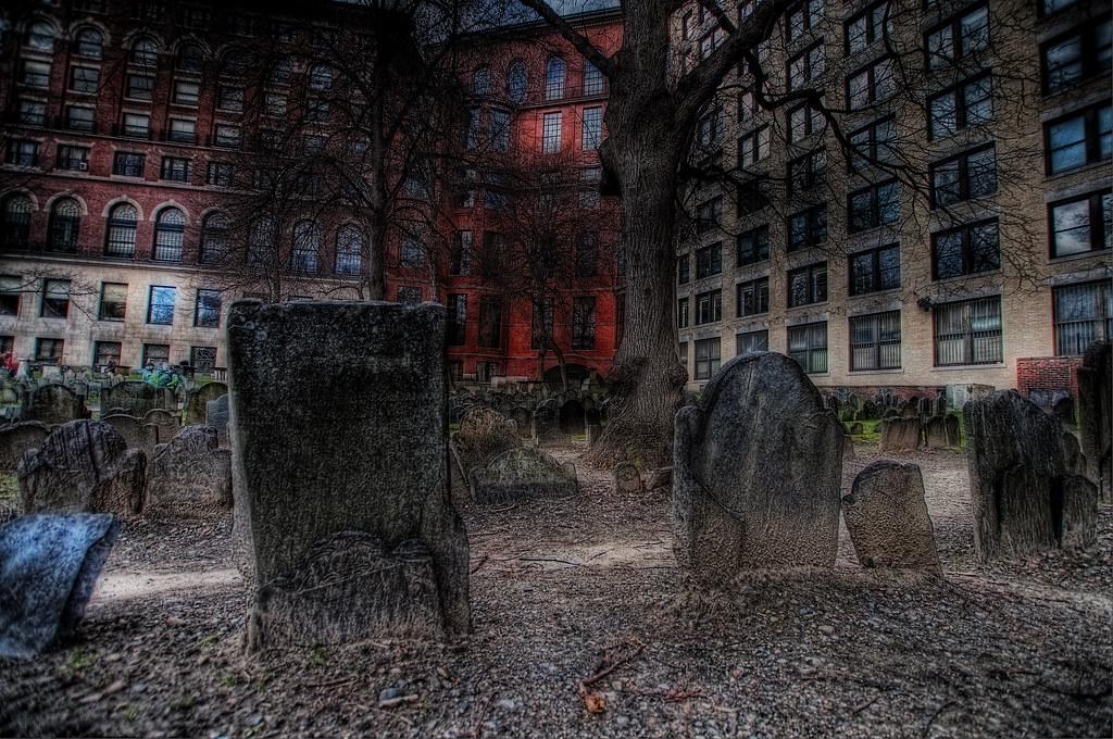 Granary Burying Ground.