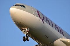 [18:10] the QR0001 DOH-LHR. (A380spotter) Tags: london heathrow 200 airbus a330 qr lhr qatar qatarairways qtr egll  27l runway27l dohlhr a7ace qr0001 aldhakhira