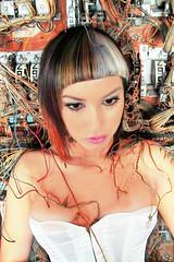 Kinki Cyber (Kinki Kappers) Tags: fashion hair design retouch styling haar kinki kappers
