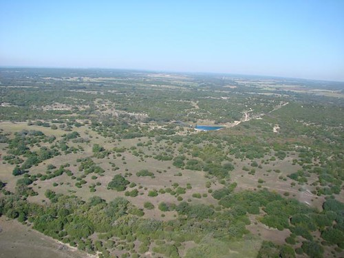 V-Bharre Ranch Top view