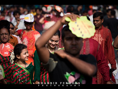 Smiles (Shabbir Ferdous) Tags: light woman color colour women colorful photographer shot explore frontpage bangladesh bengali bangladeshi pohelaboishakh april14 1417 ef70200mmf28lisusm nababarsho noboborsho shuvonoboborsho poilaboishakh shubhonoboborsho canoneos5dmarkii shabbirferdous banglacalendar boishakhiparade banglagirls bdgirls celebrationinbangladesh wwwshabbirferdouscom shabbirferdouscom