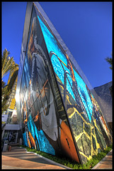 Gucci (twoblueday) Tags: building architecture crystal lasvegas nevada structure gucci citycenter