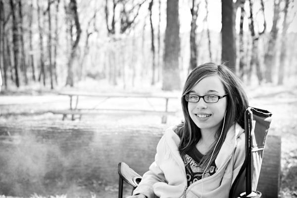 Camping:  April 16-18, 2010