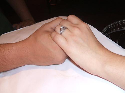Obligatory Ring Photo