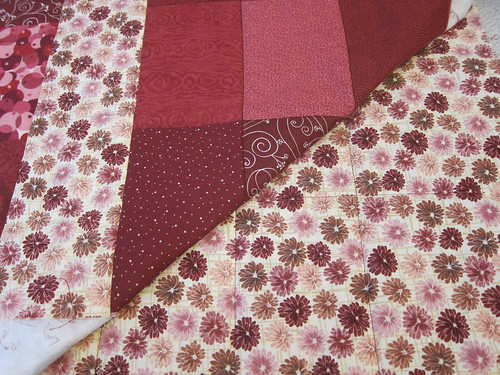 #110 - The Girlie Quilt Quilted