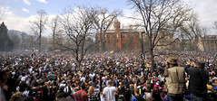 4/20 SMOKE OUT (MICHAEL G. SEAMANS) Tags: usa colorado 420 boulder pot co marijuana universityofcolorado boulder420