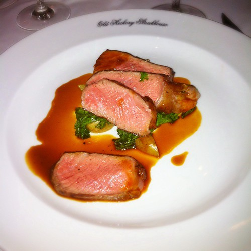 New York Strip @ Old Hickory Steakhouse