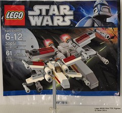 Star Wars Lego 30051 X-Wing Fighter [mini] (KatanaZ) Tags: starwars lego mini xwingfighter lego30051