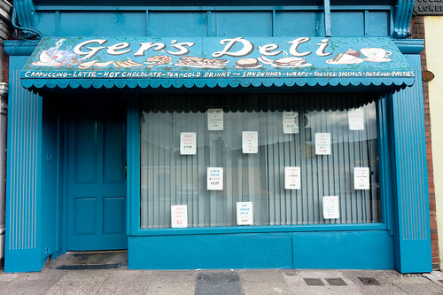 A Visit To Cork City - Ger's Deli