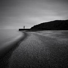 Wheatley Shoreline (Jeff Gaydash) Tags: longexposure blackandwhite ontario canada square landscape lakeerie seascapes shoreline greatlakes wheatley lakescapes