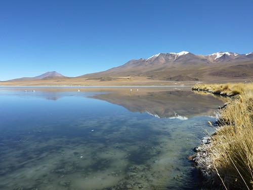 [Nice lake!]