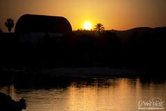 Sunset (Oscar.vng) Tags: sunset orange sun sol water silhouette rio backlight canon river contraluz atardecer photography photo agua foto fotografia naranja siluetas rivermouth foix desembocadura cubelles 400d riofoix blinkagain oscarvng