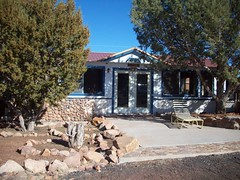 Front of Home 1 (SunshineRanchRentals) Tags: show vacation arizona white mountains low rental az