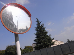 16号の鏡