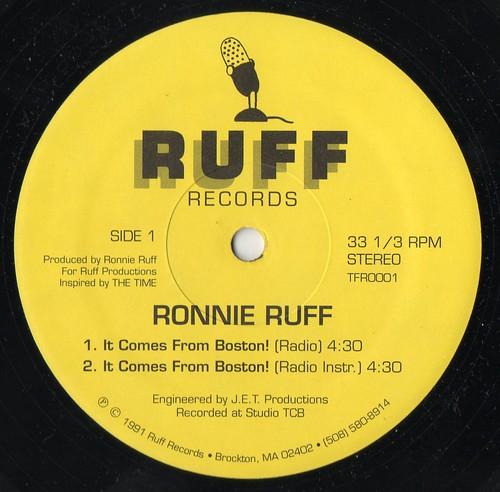 Ronnie Ruff