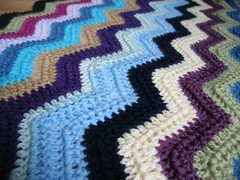 Ethan's Blanket closeup