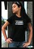 Posture ........ (Ambarnath Ghosh) Tags: portrait woman art face fashion lady model creative naturallight concept p80 womenexpression