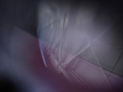 Perspective de la Passerelle de Prezegat n3 (Remanence PhotoGraphique) Tags: saint perspective experimentation armature mtal croix saintnazaire nazaire passerelle maudit paysdelaloire estuaire 44600 prezegat