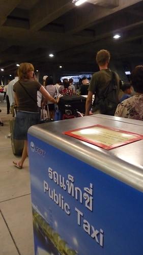 Suvarnabhumi International Airport4