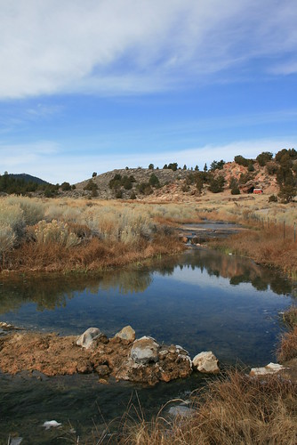Little Hot Creek