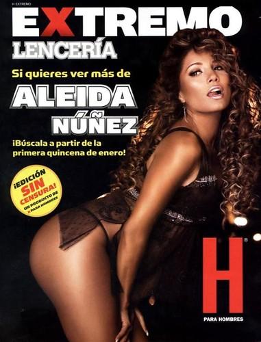 Descargar Aleida Nuñez Revista H Extremo