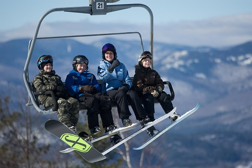 Cranmore NH skiing Rob Bossi 10