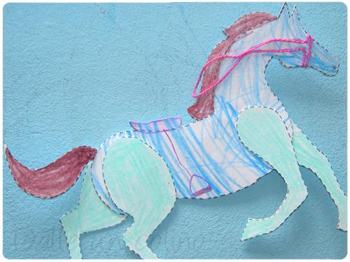 Palabra clave: cabalo