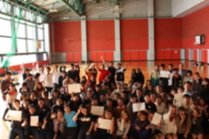 09運動会 集合写真