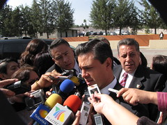Gov. Enrique Peña Nieto
