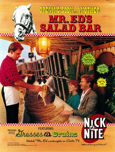 Mr. Ed's Salad Bar