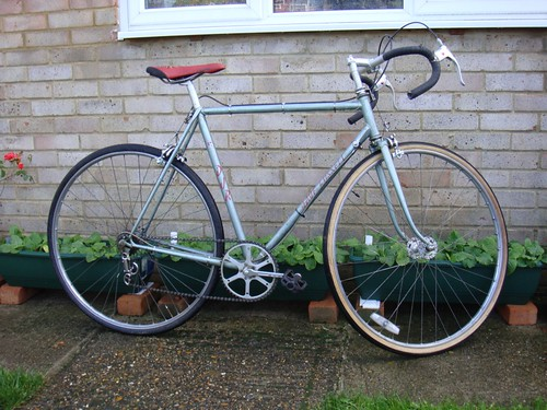 Dave Russell bicycle 'boot sale' find!