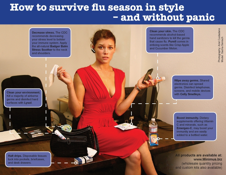 Minimus Guide to Survive Flu Season