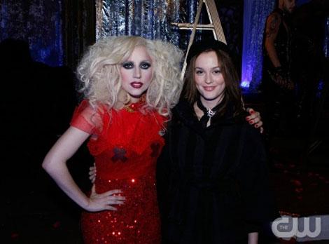 Gossip Girl Blair Lady Gaga