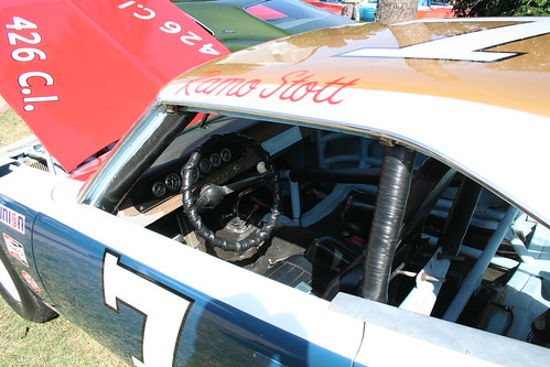 Superbird Ramo Stott Stock Car NASCAR