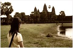 Entry to Angkor (prater violet) Tags: film nikon angkorwat f6