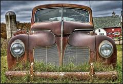 Door County DeSoto (helikesto-rec) Tags: wisconsin 1940 desoto doorcounty derusto de40doordesoto