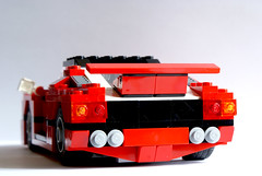 5867 Lego Creator - Speedster (K-athy) Tags: red car race lego blocks creator 5867