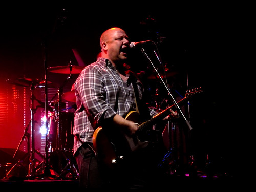 the pixies at hammerstein ballroom