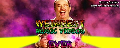 VidZone Weirdest Music Videos