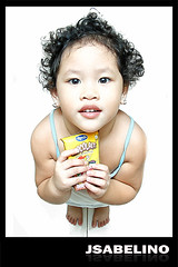 Sofia (J u l i u s) Tags: baby canon philippines omega daughter curly magnolia pinay pinoy 1022 leyte 6541 ormoc danhug chocolait ormocanon sabelino sofiaedasabelino