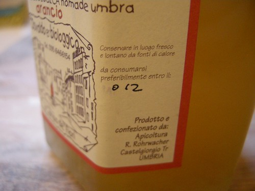 Packaging Whore: Roman Honey