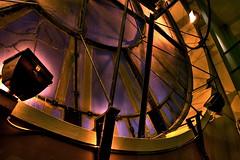 2009 December Clocktower 025 (TVGuy) Tags: urban tower clock canon concrete df colorado time denver clocktower fisher daniels clockface
