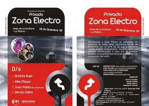 Privado Zona Electro - La Molina