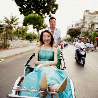Jeni & Dylan in Southeast Asia
